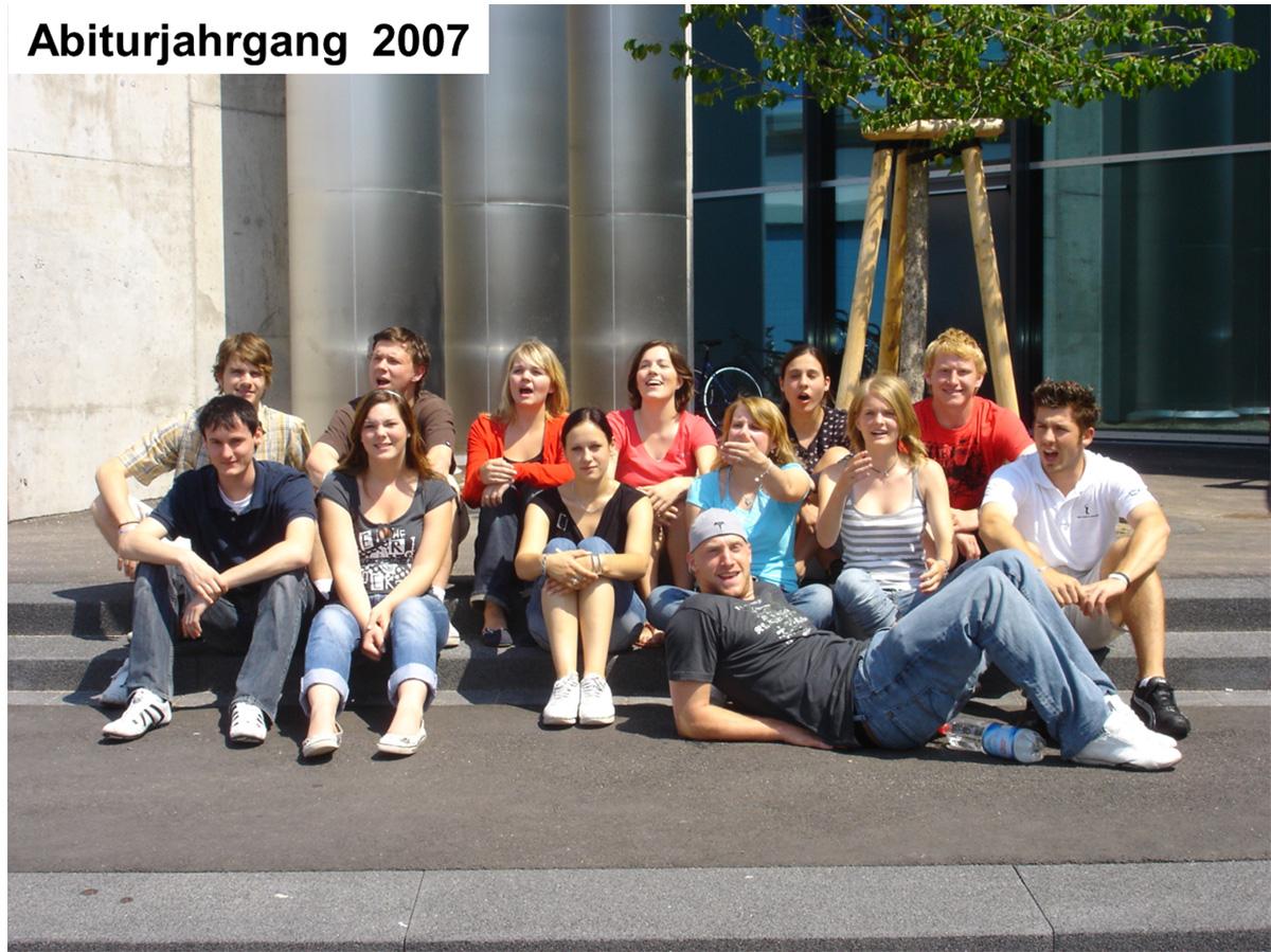 Abitur 2007