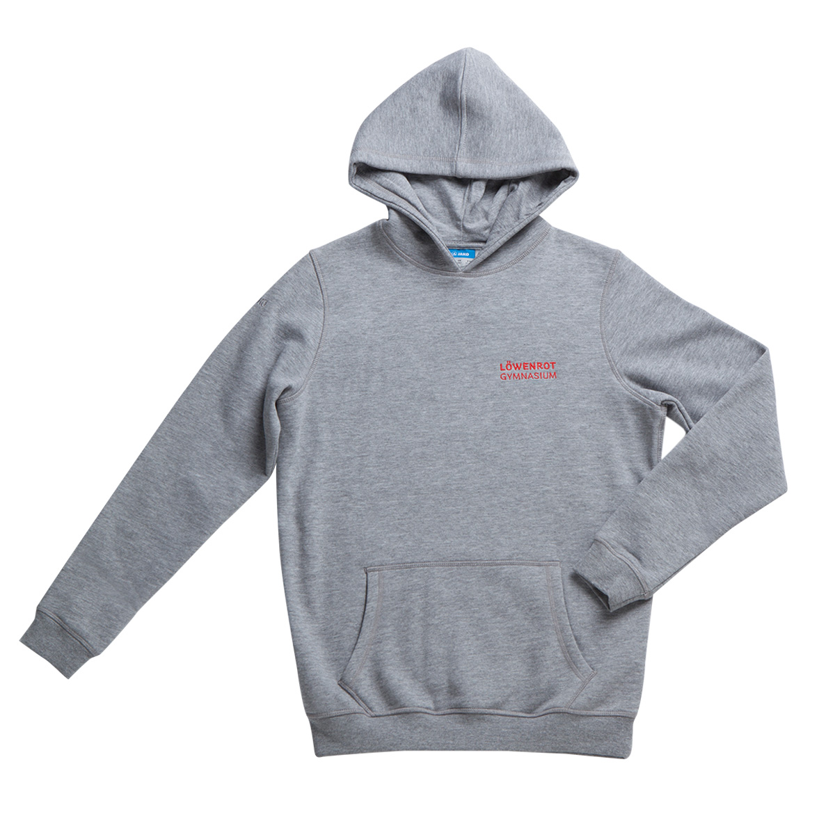 kapuzensweat-legere-grau