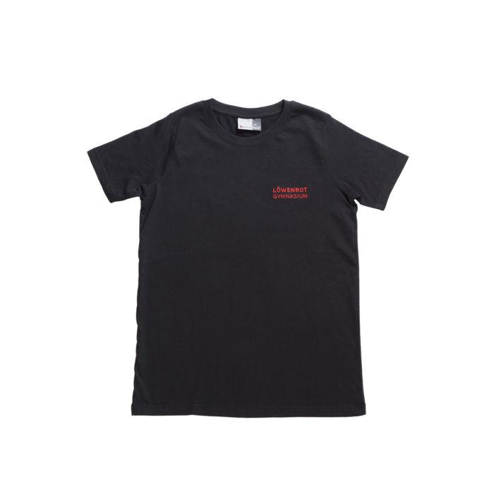 t-shirt-girl-rund-schwarz