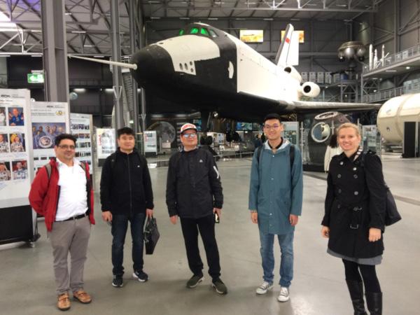 Besuch der chinesischen Schulleitung am LÖWENROT-Gymnasium