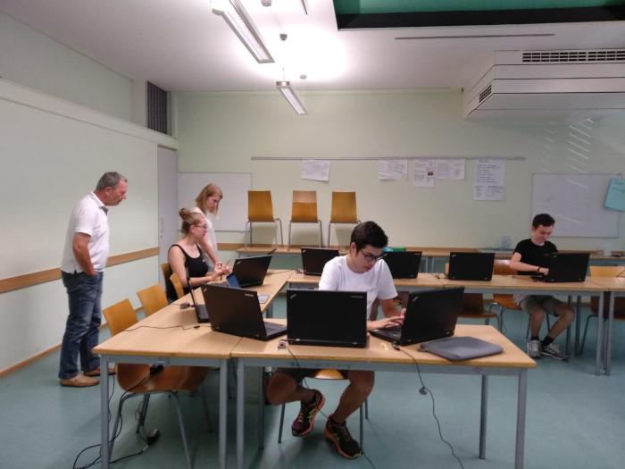 Labdoo - Laptops sinnvoll aufbereiten