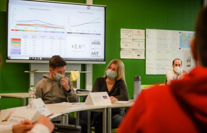 Klimaworkshop am ABG