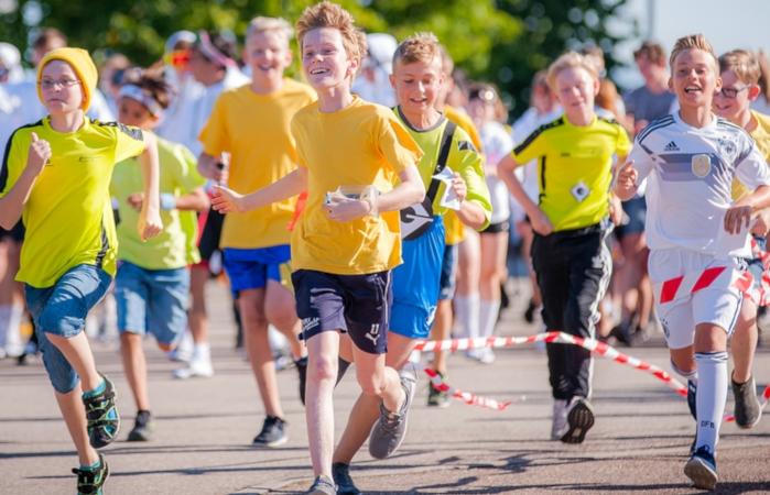 Kilometer sammeln und fit bleiben: LÖWENROT Lockdown-Laufwettbewerb